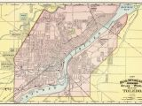 Lucas County Ohio Map Printable Map Of toledo Ohio Printable Maps