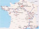 Lyon France Map tourist Image Detail for France Train Map Of Tgv High Speed Train