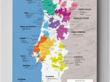 Madeira Spain Map Portugal Wine Map Wine Maps Wine Folly Portugal
