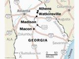 Madison Georgia Map Georgia S Antebellum Trail Meandering Through the towns that