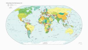 Madrid Spain On World Map Marked World Map with Details Pdf Madrid On World Map Pdf Of World