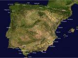 Mahaka Spain Map List Of Ports In Spain Wikipedia