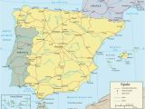 Mahaka Spain Map Maps In Spanish Spain Map D1softball Net