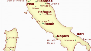 Major Cities In Italy Map How to Plan Your Italian Vacation Rome Italy Travel Italy Map