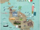 Malta Map Italy 28 Best Malta Map Images In 2016 Malta Map Antique Maps Old Maps