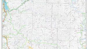 Map ashland oregon Geographical Map Of oregon Secretmuseum