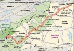 Map Boone north Carolina north Carolina Scenic Drives Blue Ridge Parkway asheville Here I