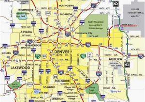 Map Brighton Colorado Denver Metro Map Unique Denver County Map Beautiful City Map Denver