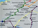 Map Camino Frances Pagina 5 Nuestra Narracia N Tiene Lugar En Las Ciudad