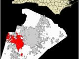 Map Cary north Carolina Cary north Carolina Wikipedia