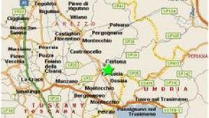Map Cortona Italy Unique Cortona Italy Map Bressiemusic