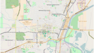Map Corvallis oregon Story Time Sculpture Wikipedia