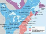 Map De Canada En Francais 1700s New France Colonial History French Teaching Resources