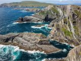 Map Dingle Peninsula Ireland Driving the Ring Of Kerry Ireland Earth Trekkers