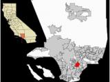 Map Downey California area Downey California Wikipedia