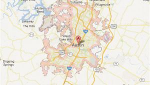 Map Dripping Springs Texas Texas Maps tour Texas
