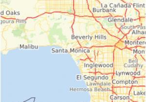 Map El Segundo California Gary L Etting O D Fcovd Optometry In Encino Ca Us Resources