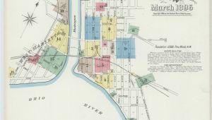 Map Elyria Ohio Map Ohio Library Of Congress