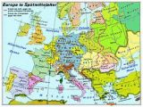 Map Europe 1812 atlas Of European History Wikimedia Commons