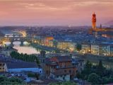 Map Florence Italy City Center Self Guided Walk Through Florence Italy