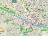 Map Florence Italy Surrounding area Category Maps Grand Voyage Italy