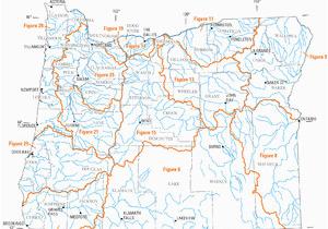Map Grants Pass oregon List Of Rivers Of oregon Wikipedia