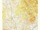 Map Hemet California area Amazon Com 1942 Hemet Ca Usgs Historical topographic Map Fine