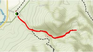 Map John Day oregon island In Time John Day Fossil Beds Sheep Rock Unit oregon