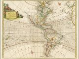 Map La Jolla California A New and Accurate Map Of America Exhibiting the Course Of the Best