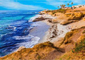 Map La Jolla California Walking tour Of La Jolla California