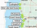 Map Lake Michigan Shoreline 200 Best Lake Michigan Lighthouses Images In 2019 Light House