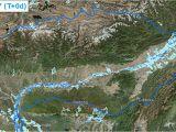 Map My Run Ireland forecast Flood Inundation Mapping Catastrophic Flood Management Jba