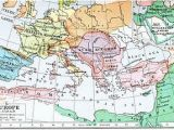 Map Of 11th Century Europe Early Middle Ages Wikipedia