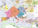 Map Of 11th Century Europe Euratlas Periodis Web Map Of Europe In Year 1200