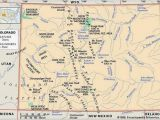Map Of 14000 Foot Peaks In Colorado Colorado Flag Facts Maps Points Of Interest Britannica Com