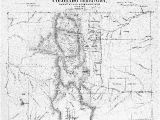 Map Of 14000 Foot Peaks In Colorado Historic Trail Map Of the Leadville 1a A 2a Quadrangle Central Colorado