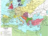 Map Of 15th Century Europe Europe In the Middle Ages From 500 Ad 1500 Ad History Of