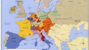 Map Of 16th Century Europe Revolutions In 16th Century Western Europe Protestant