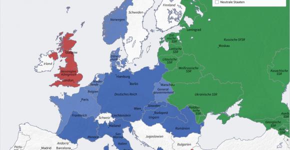 Map Of 1940 Europe Datei Second World War Europe 12 1940 De Png Wikipedia