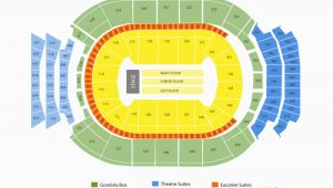 Map Of Air Canada Centre Center Seat Numbers Charts Online