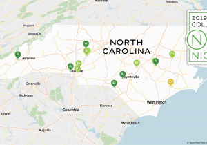Map Of Alabama Colleges 2019 Best Colleges In north Carolina Niche