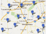 Map Of Alabama State Parks Alabama State Parks Host Notable Wi Fi Network Woodall S