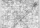 Map Of Allen County Ohio Pin by Cindy Freed Genealogy Circle On Richland township Allen
