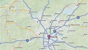 Map Of Alpharetta Georgia atlanta Ga Map Mapquest Books Worth Reading Pinterest