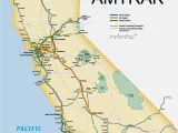 Map Of Amtrak Stations In California California Amtrak Stations Map Ettcarworld Com