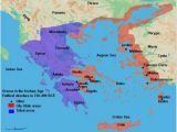 Map Of Ancient Greece and Italy Aegean Ancient History Encyclopedia