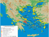Map Of Ancient Greece and Italy Classical athens Wikipedia