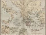 Map Of Ancient Greece and Italy Fast Facts About Ancient Greek Colonies