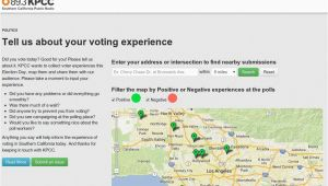 Map Of Arcadia California Fast Hacks Harnessing Google tools for Crowdsourced Mapping