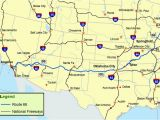 Map Of Arizona and New Mexico Highways Maps Of Route 66 Plan Your Road Trip